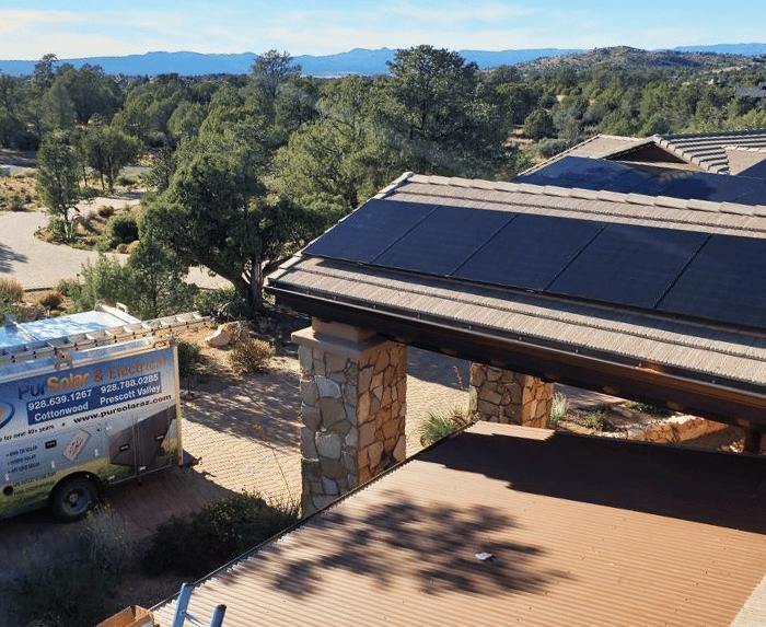 Residential & Commercial Solar Installation